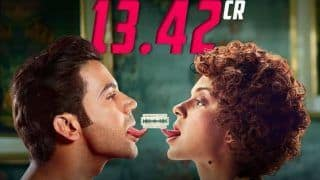 JudgeMentall Hai Kya Box Office Collection Day 2: Kangana Ranaut, Rajkummar Rao's Killer Thriller Mints Rs 13.42 Crore