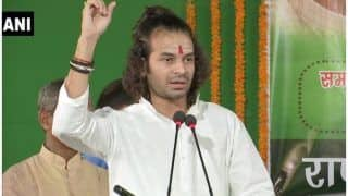 Tej Pratap Yadav Wins From Hasanpur Constituency