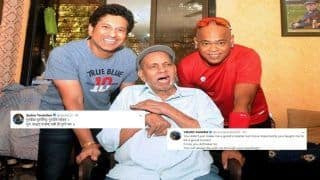 Sachin Tendulkar, Vinod Kambli Pays Tribute to Their Childhood Coach Ramakant Achrekar on Guru Purnima | SEE POSTS