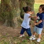 Taimur Ali Khan And Cousin Inaaya Naumi Kemmu Are Having a Gala Time in London, See Pictures