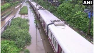 Mumbai Rains: Central Railway Suspends Services From Kalyan to Karjat, Khopoli