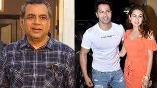 Paresh Rawal to Play Kader Khan's Hoshiyar Chand in Varun Dhawan-Sara Ali Khan's Coolie No. 1 Remake