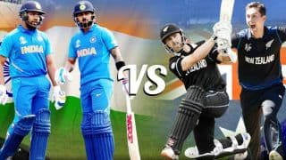 ICC Cricket World Cup 2019 India vs New Zealand 1st Semifinal Reserve Day Live Streaming: When And Where to Watch IND vs NZ on TV, Online in IST