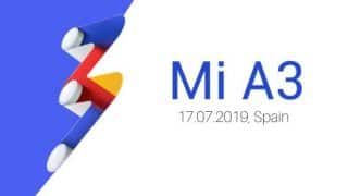 Xiaomi to Launch Mi A3 Today; Check Expected Price, Specifications Here