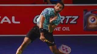 BWF World Championships: HS Pranoy, Sai Praneeth Advance to Second Round