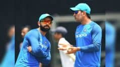 Ganguly Wants Kohli & Co. to Take Call on Dhoni's Future