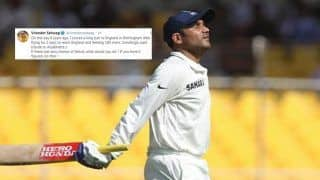 Virender Sehwag's Quirky Tweet For His 'Unwilling Tribute' to Aryabhatta is Unmissable | SEE POST