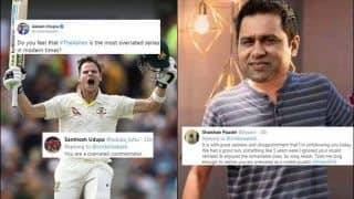 Aakash Chopra TROLLED For Asking Fans if Ashes is Overrated | SEE POSTS