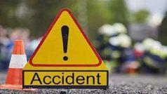 हिमाचल प्रदेश में वैन खाई में गिरी, दो लोगों की मौके पर मौत, छह घायल