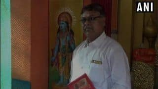 This Chhattisgarh High Court Advocate Thinks he is Lord Ram's Descendant