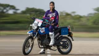 Biker Aishwarya Pissay Creates History in Motorsports, Becomes First Indian to Clinch FIM Bajas World Cup