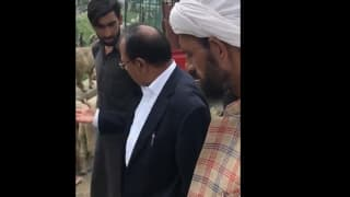 J&K: Ahead of Eid Celebration, NSA Ajit Doval Interacts With Locals in Anantnag   Watch