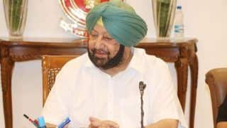 Punjab CM Amarinder Singh Nominates Athletes For Sports Institute