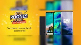 Amazon Fab Phones Fest का आज आखिरी दिन, Xiaomi Mi A3, Galaxy M30 समेत इन सभी स्मार्टफोन पर मिल रही है बेहतरीन डील्स