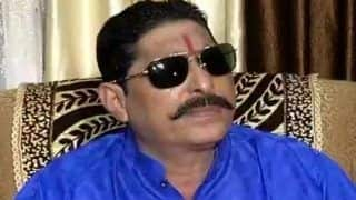 बिहारः बाहुबली विधायक अनंत सिंह फरार, सरकारी आवास पर आधी रात पहुंची थी पुलिस