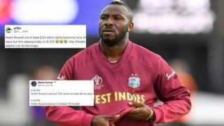 'Injured' Andre Russell TROLLED For Opting to Play GT20 Canada And Not Representing West Indies in T20 Series Against India | SEE POSTS