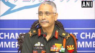 भारत-चीन की सेनाएं आमने-सामने, हालात का जायजा लेने लद्दाख पहुंचे थल सेना प्रमुख