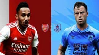 Dream11 Team Arsenal vs Burnley Premier League 2019 - Football Prediction Tips For Today's Match ARS VS BUR at Emirates Stadium