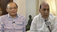 पूर्व वित्त मंत्री अरुण जेटली की हालत गंभीर, राजनाथ सिंह पहुंचे एम्स