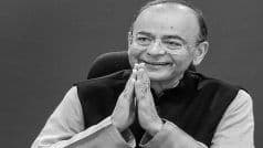 Arun Jaitley's Last 12 Tweets Show How Much he Missed Politics