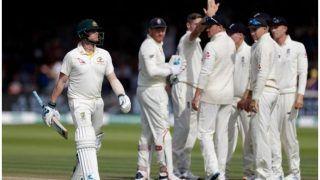 Ashes 2019, Second Test: शतक से चूके स्टीव स्मिथ, ऑस्ट्रेलिया की पारी 250 रन पर सिमटी