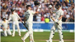 Ashes 2019: इंग्लैंड 374 रन पर ऑलआउट, पहली बार में 90 रनों की बढ़त