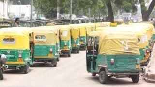 Delhi Cabinet Reduces Registration, Fitness Fee For Autorickshaws
