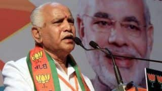 BS Yediyurappa Meets PM Narendra Modi, Seeks Immediate Funds For Karnataka Flood Relief