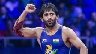 Wrestler Bajrang Punia to Receive Rajiv Gandhi Khel Ratna Award
