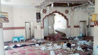 पाकिस्तान के बलूचिस्तान में जुमे की नमाज के दौरान मस्जिद में बम धमाका, 5 लोगों की मौत