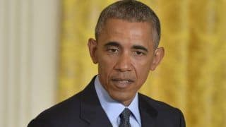 We Should Reject Words of Leaders Who Stoke Fear, Hatred: Barack Obama