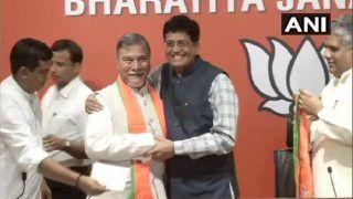 Days After Quitting Rajya Sabha, Congress' Assam MP Bhubaneswar Kalita Joins BJP