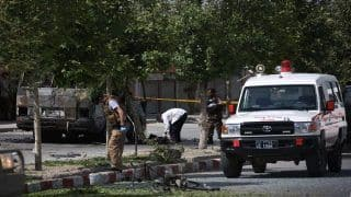 Afghan: 2 Policemen Killed, 3 Others Killed in Kabul Bomb Attack