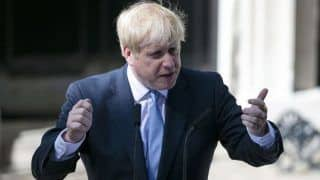 UK PM Boris Johnson Extends Stop-and-search Powers For Police