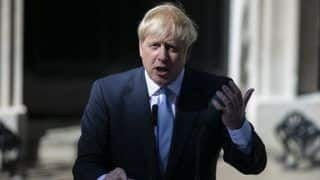 UK PM Boris Johnson's Parliament Majority Down to One After by-election