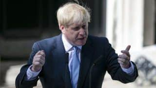 Chances of Brexit Deal is Now 'Touch And go': UK PM Boris Johnson