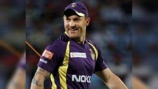 IPL 2020: KKR Coach Brendon McCullum Finds Comfort at Home During Coronavirus Lockdown