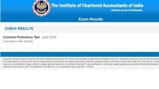 ICAI CA Result 2019: सीए फाइनल और फाउंडेशन परीक्षा का परिणाम जल्द होगा जारी, ऐसे चेक करें अपना रिजल्ट