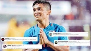 Happy Birthday Sunil Chhetri: Twitter Pours in With Birthday Wishes For Indian Football 'Captain' | SEE POSTS