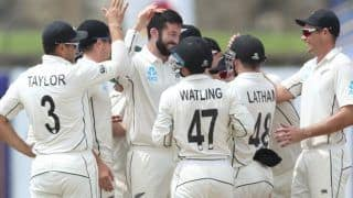 Bowling Masterclass From New Zealand to Win Second Test Against Sri Lanka on Fifth Day, Series Drawn at 1-1