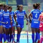 Indian Women's Hockey Team Defeat Japan 2-1 to Win Olympic Test Event