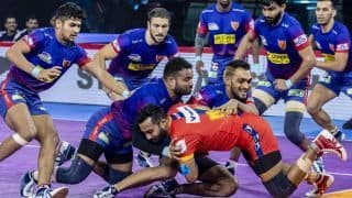 Dream11 Team Dabang Delhi KC vs U Mumba Pro Kabaddi League 2019 - Kabaddi Prediction Tips For Today's PKL Match 63 DEL vs MUM at Thyagaraj Sports Complex, Delhi 8
