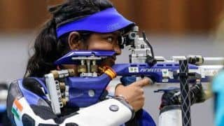 Shooting World Cup: Elavenil Valarivan, Anjum Moudgil Set to Qualify For 10-Metre Air Rifle Final