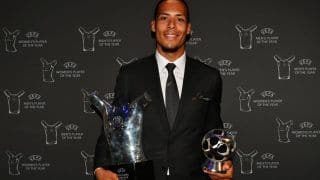 Virgil van Dijk Pips Cristiano Ronaldo, Lionel Messi to Win UEFA Men's Player of The Year Award 2019, Lucy Bronze Takes Home Women's Honours; Check Complete List of All Winners