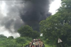 Maharashtra: 20 Feared Dead, Over 50 Injured in Major Blast at Chemical Factory in Dhule