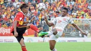 East Bengal Defeat Army Red 2-0 to Begin Durand Cup Campaign