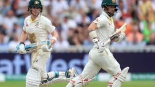 First Ashes Test 2019: Australia Dominate England as Steve Smith, Mathew Wade Score Centuries on Fourth Day to Set Hosts Target of 398