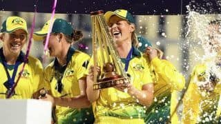 England Manage to Win Last Match of T20I Series as Australia Take Home Women's Ashes