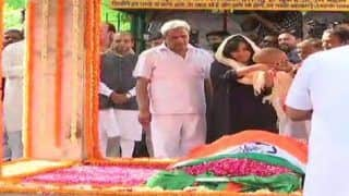 'Iron Lady' Sushma Swaraj Cremated with Full State Honours, Nation Bids Farewell