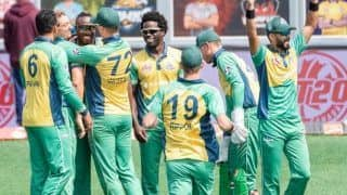 Dream11 Team Vancouver Knights vs Winnipeg Hawks Global T20 Canada Final 2019 - Cricket Prediction Tips For Today's Gt20 Final Match VK v WH at CAA Centre Brampton Ontario